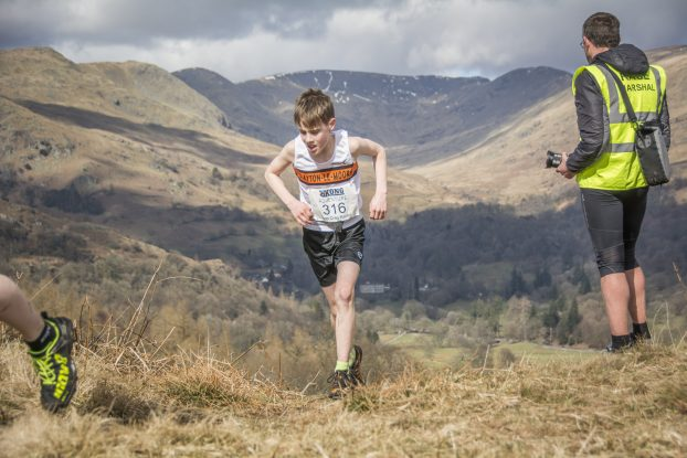 DSC4718 622x415 Todd Crag Junior Fell Race Photos 2018