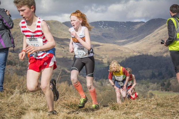 DSC4740 622x415 Todd Crag Junior Fell Race Photos 2018