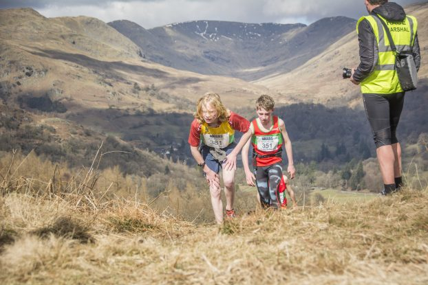 DSC4742 622x415 Todd Crag Junior Fell Race Photos 2018