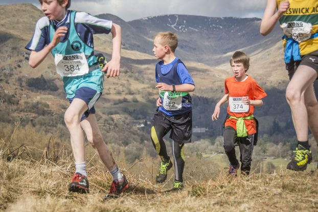 DSC4772 622x415 Todd Crag Junior Fell Race Photos 2018