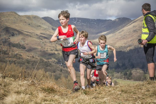 DSC4784 622x415 Todd Crag Junior Fell Race Photos 2018