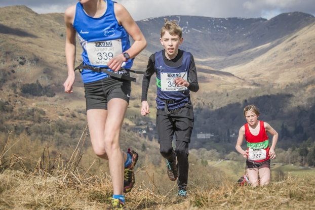 DSC4807 622x415 Todd Crag Junior Fell Race Photos 2018
