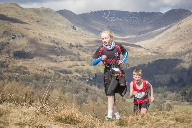 DSC4812 622x415 Todd Crag Junior Fell Race Photos 2018