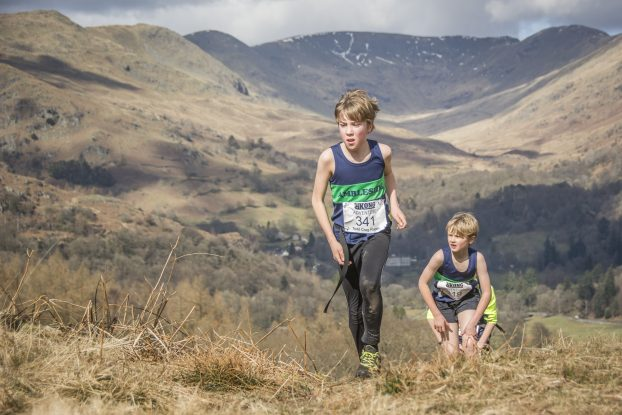 DSC4829 622x415 Todd Crag Junior Fell Race Photos 2018