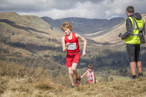 DSC4845 622x415 Todd Crag Junior Fell Race Photos 2018