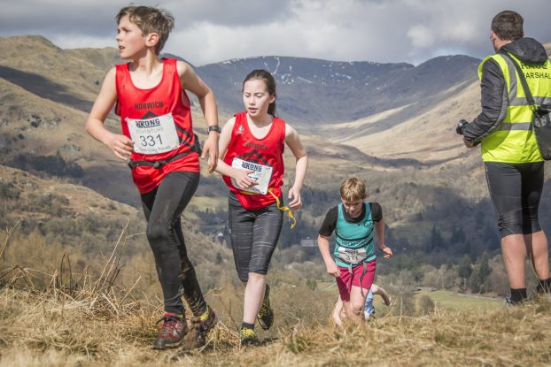 DSC4855 622x415 Todd Crag Junior Fell Race Photos 2018