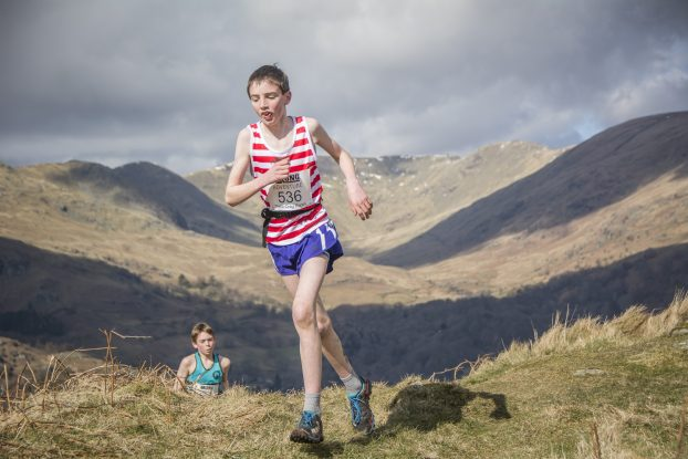 DSC4931 622x415 Todd Crag Junior Fell Race Photos 2018