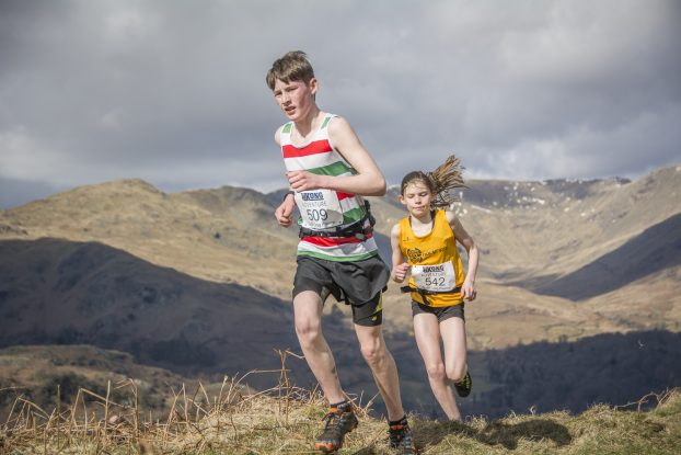 DSC4943 622x415 Todd Crag Junior Fell Race Photos 2018