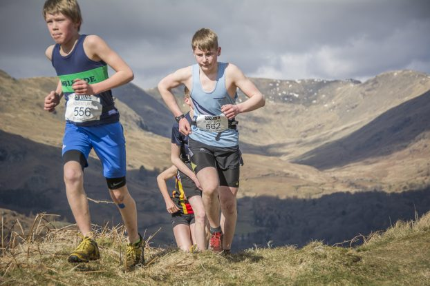 DSC4975 622x415 Todd Crag Junior Fell Race Photos 2018
