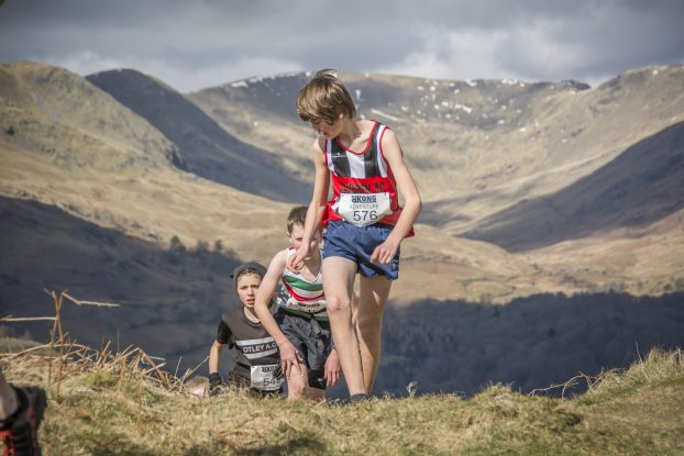 DSC4983 622x415 Todd Crag Junior Fell Race Photos 2018