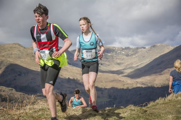 DSC4993 622x415 Todd Crag Junior Fell Race Photos 2018