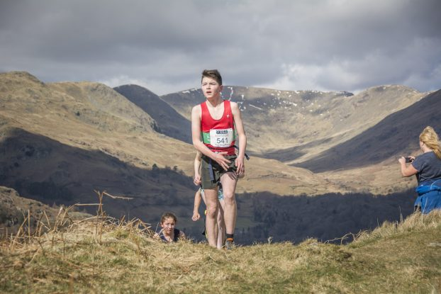 DSC4999 622x415 Todd Crag Junior Fell Race Photos 2018