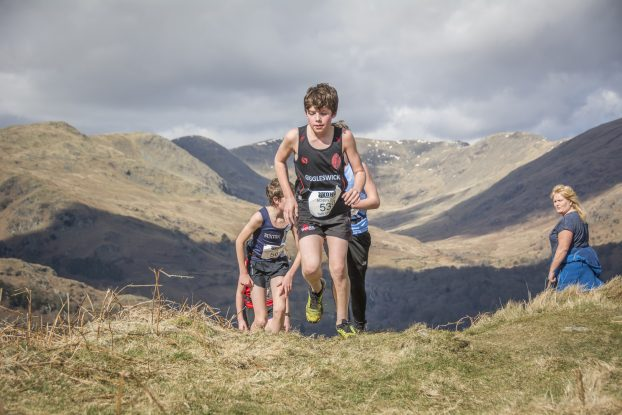 DSC5009 622x415 Todd Crag Junior Fell Race Photos 2018