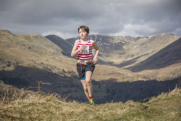 DSC5021 622x415 Todd Crag Junior Fell Race Photos 2018