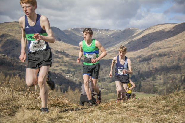 DSC5102 622x415 Todd Crag Junior Fell Race Photos 2018