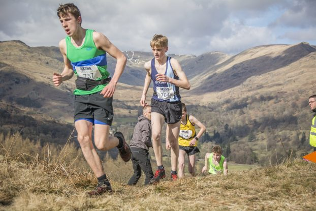 DSC5103 622x415 Todd Crag Junior Fell Race Photos 2018