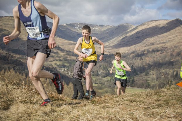 DSC5105 622x415 Todd Crag Junior Fell Race Photos 2018