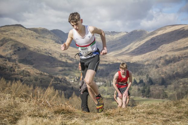 DSC5110 622x415 Todd Crag Junior Fell Race Photos 2018
