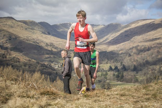 DSC5112 622x415 Todd Crag Junior Fell Race Photos 2018