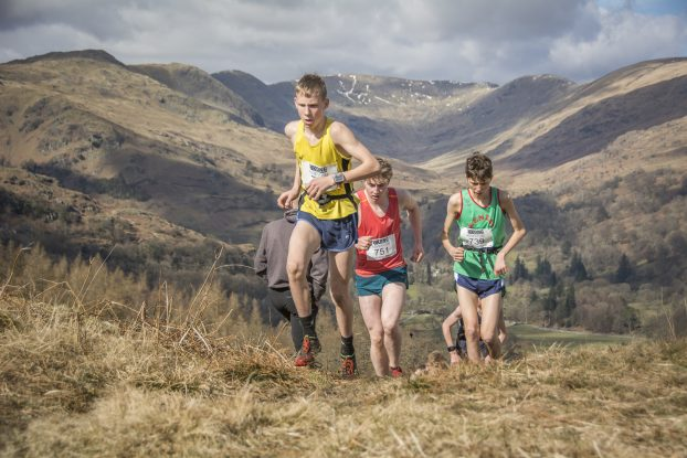 DSC5116 622x415 Todd Crag Junior Fell Race Photos 2018