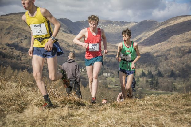 DSC5118 622x415 Todd Crag Junior Fell Race Photos 2018