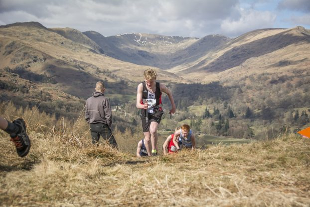 DSC5123 622x415 Todd Crag Junior Fell Race Photos 2018