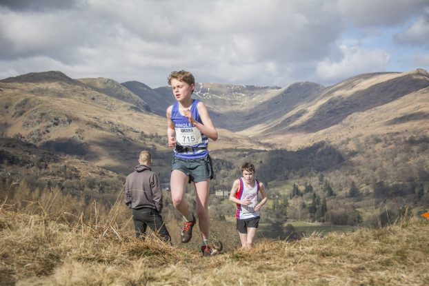 DSC5132 622x415 Todd Crag Junior Fell Race Photos 2018