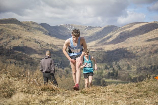 DSC5139 622x415 Todd Crag Junior Fell Race Photos 2018
