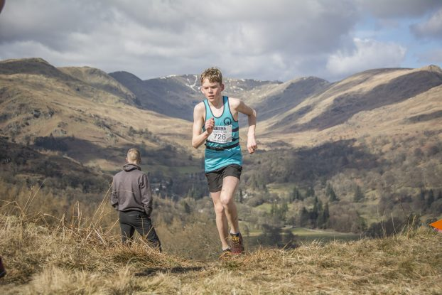 DSC5142 622x415 Todd Crag Junior Fell Race Photos 2018
