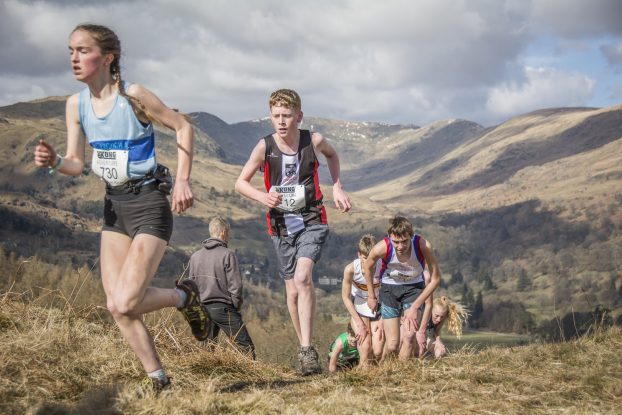 DSC5148 622x415 Todd Crag Junior Fell Race Photos 2018