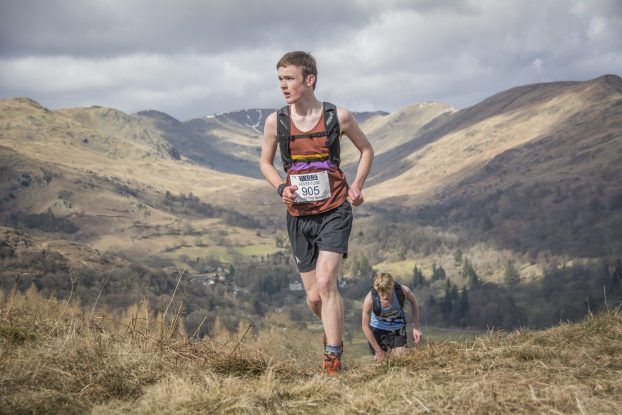 DSC5236 622x415 Todd Crag Junior Fell Race Photos 2018