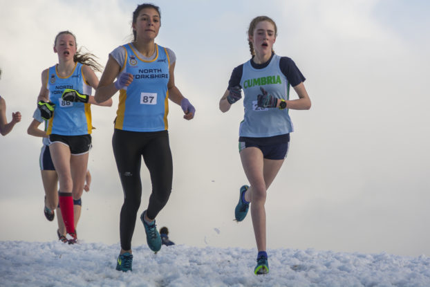 Sophie Rylance Northerns Cross Country Race