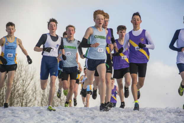 DSC8538 622x415 Northern Schools Inter Counties XC Photos 2019