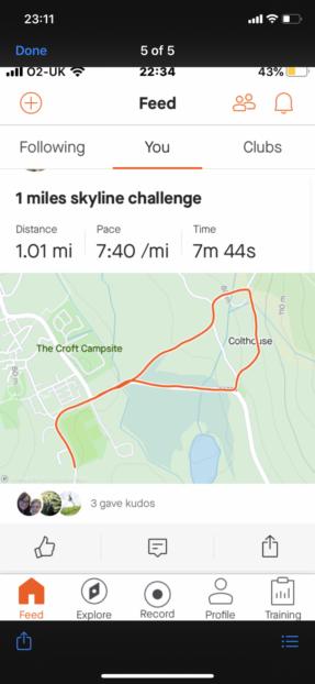 Riley mile 287x622 Fast Feet (miles)