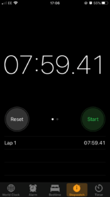 freds mile time 160x285 Fast Feet (miles)